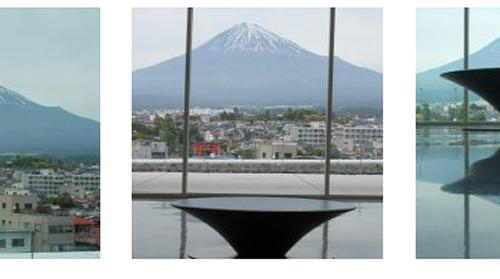 おうちで富士山 3